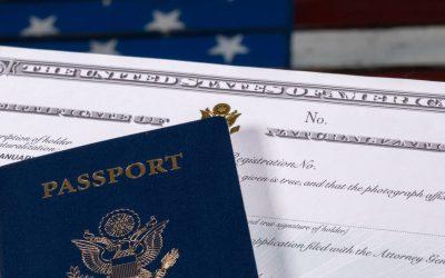 Acquisition of U.S. Citizenship