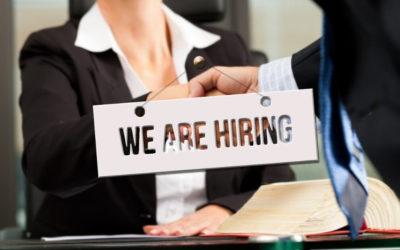 Job Opening Paralegal